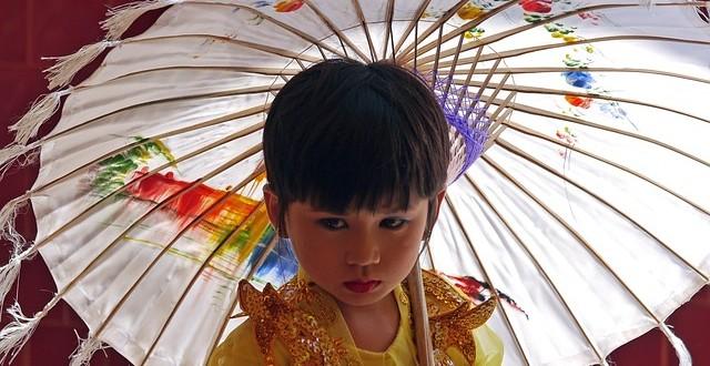 Asiatische Sonnenschirme , Asiatische Sonnenschirme Fernost In Ihrem Garten Sonnenschirme